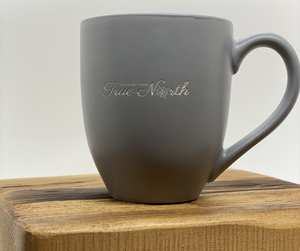 Follow-Your-True-North-Mug-Gray