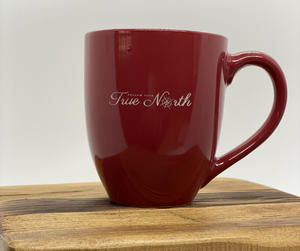 Follow-Your-True-North-Mug-Red