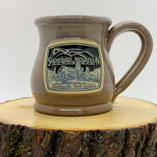 Load image into Gallery viewer, Beige Snowbird Mountain Coffee Mug