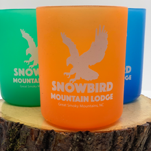 Load image into Gallery viewer, sili pint half pint snowbird mountain lodge