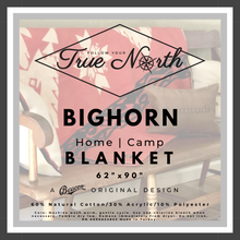 Load image into Gallery viewer, Follow Your True North Bighorn Blanket