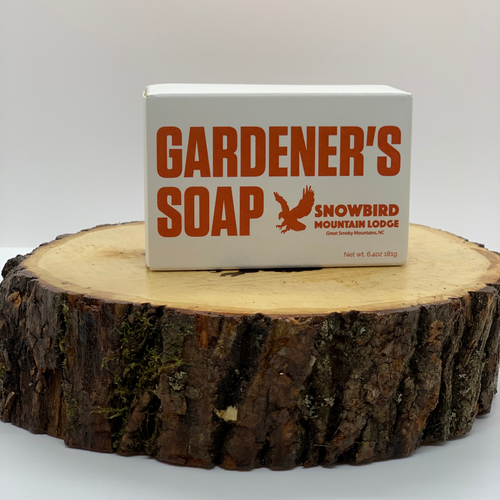 Snowbird Mountain Lodge Gardener's Soap