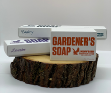 Load image into Gallery viewer, Snowbird Mountain Lodge Bayberry Scented Soap