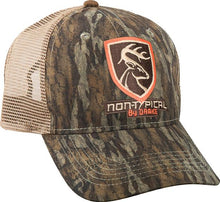 Load image into Gallery viewer, Non-Typical Logo Camo Mesh Back Cap