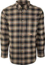 Load image into Gallery viewer, Autumn Brushed Twill Shirt