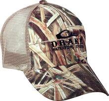 Load image into Gallery viewer, Mesh-Back Camo Cap