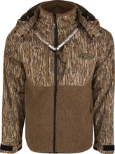 Load image into Gallery viewer, MST Guardian Flex™ Sherpa Fleece Eqwader™ Full Zip with Hood