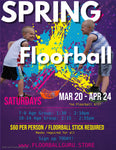 Spring Youth Floorball