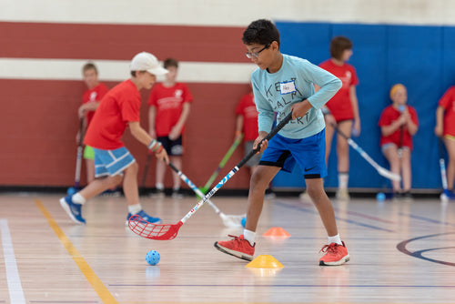 Youth Floorball Classes
