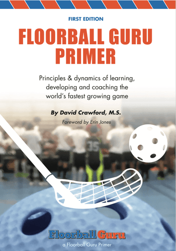 Floorball Instructional Book / Curriculum