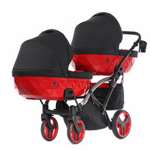 Laden Sie das Bild in den Galerie-Viewer, DIAMOND S-LINE DUO SLIM  - 4 Farben - cleo-kinderwagen.de