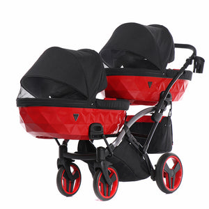 DIAMOND S-LINE DUO SLIM  - 4 Farben - cleo-kinderwagen.de