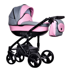 "NEW MELODY ""PINK CITY"" - cleo-kinderwagen.de"