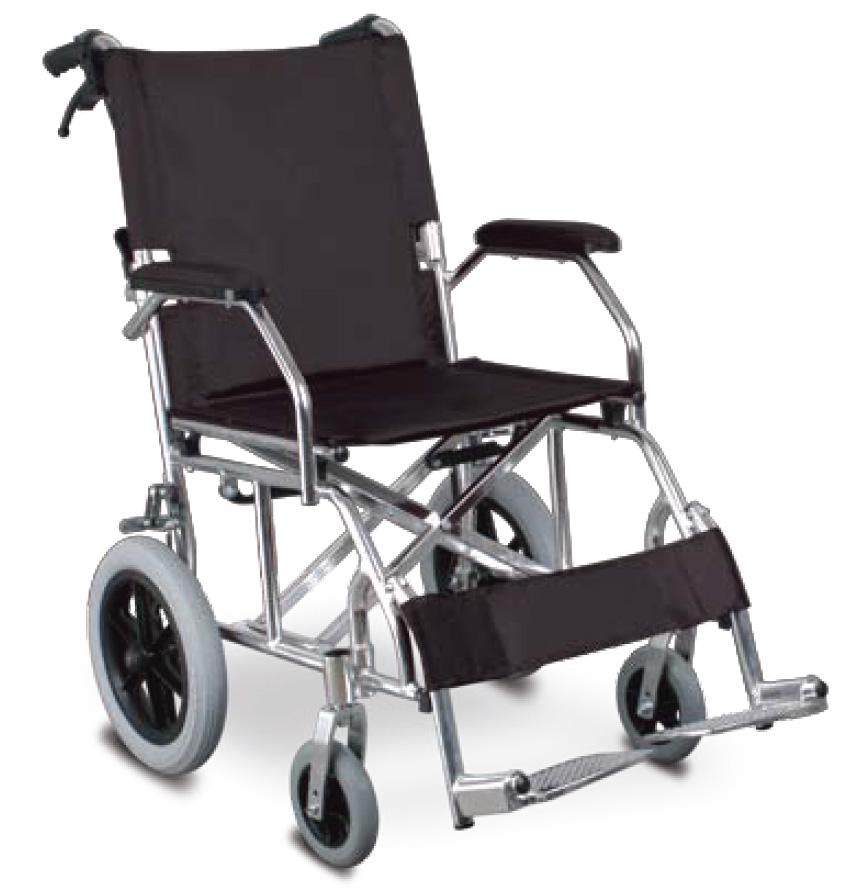 ALUMINIUM WHEELCHAIR ALU