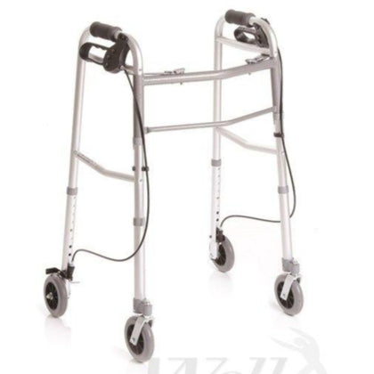FRAME WALKER  4 WHEELS  ROLLATOR