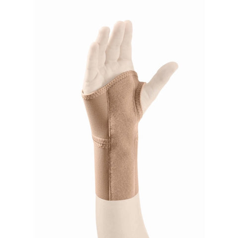 WRIST SUPPORT WITH REINFORCEMENT