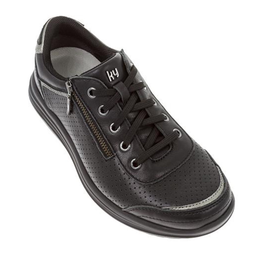 LANCY WOMEN BLACK SHOES