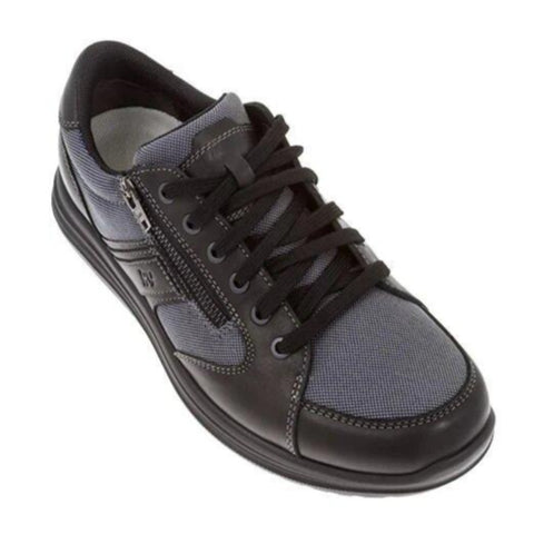 CASLANO ANTHRACITE MEN SHOES