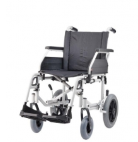 WHEELCHAIR  WITH MEDIUM WHEELS