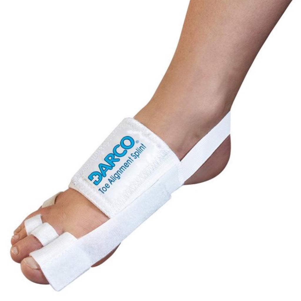 TOE ALIGNMENT SPLINT