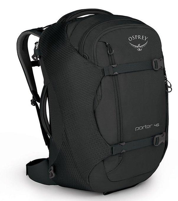 Osprey Porter 46 Backpack Key Product Features