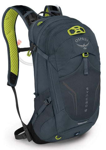 Osprey Packs Syncro 12 Hydration Pack, Wolf Grey