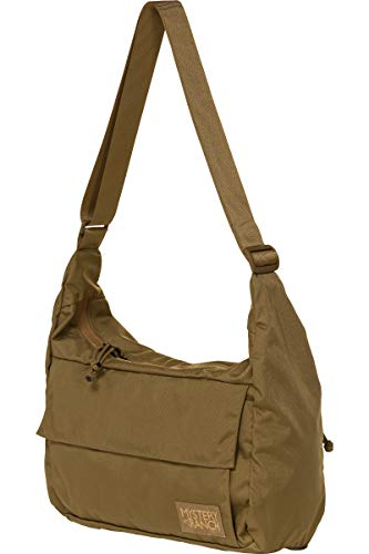 MYSTERY RANCH Indie Shoulder Bag, Coyote - backpacks4less.com