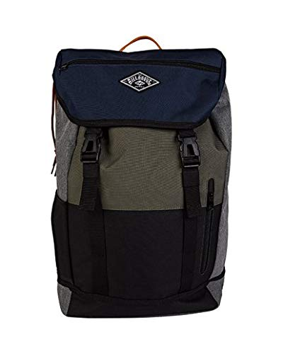 Billabong Men's Canopy Backpack Green One Size - backpacks4less.com