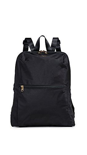 TUMI - Voyageur Just In Case Backpack - Lightweight Foldable Packable Travel Daypack for Women - Black - backpacks4less.com
