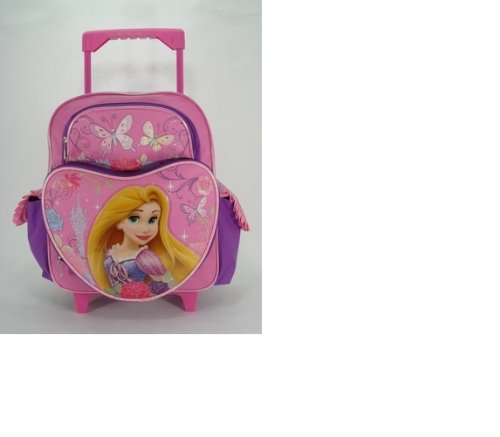 Disney Small Rolling Backpack Rapunzel - Tangled Beauty of Light New 629359 - backpacks4less.com