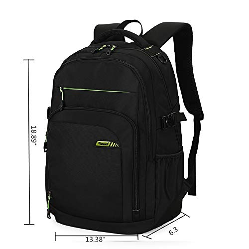 Meetbelify Big Kids School Backpack For Boys Kids Elementary School Bags Out Door Day Pack - backpacks4less.com