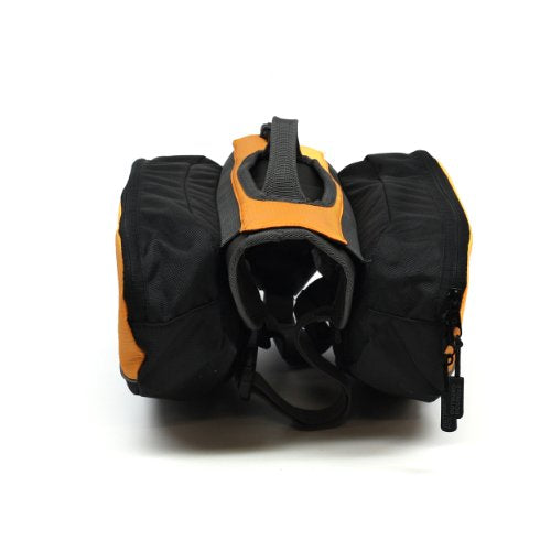 Outward Hound Kyjen 2500 Dog Backpack, Small, Orange - backpacks4less.com