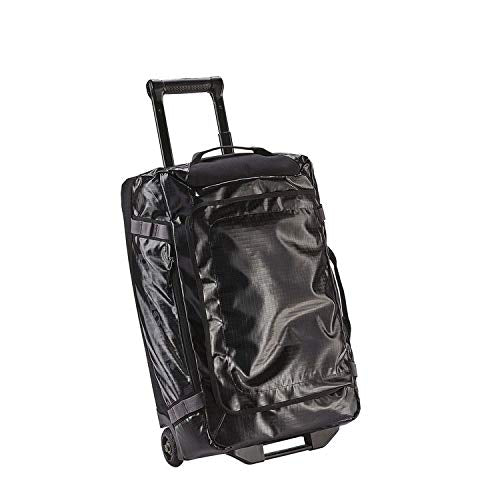 Patagonia Black Hole Wheeled Duffel 40L Black - backpacks4less.com