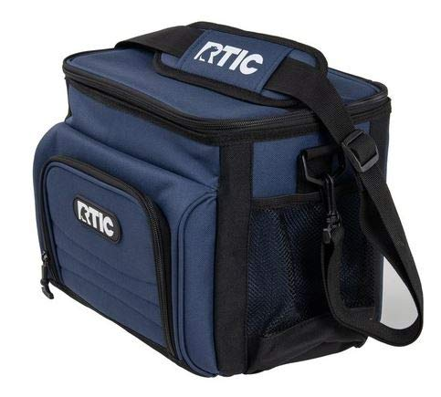 RTIC Day Cooler (Dark Blue, 15-Cans) - backpacks4less.com