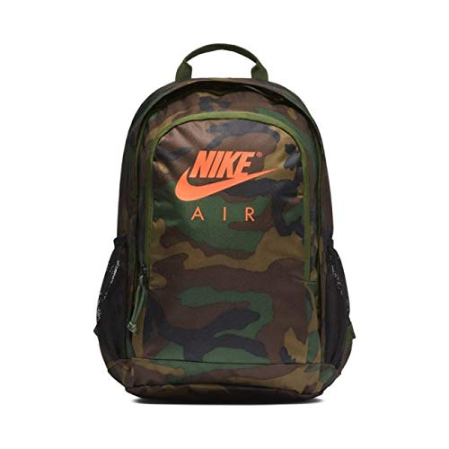 Nike Hayward Futura AOP Backpack Black/Iguana BA5869-210, Medium - backpacks4less.com
