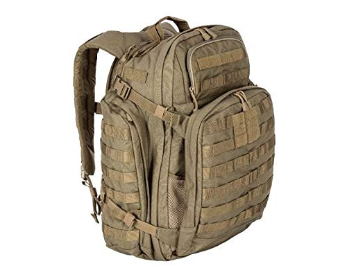 5.11 RUSH72 Tactical Backpack, Large, Style 58602, Sandstone - backpacks4less.com
