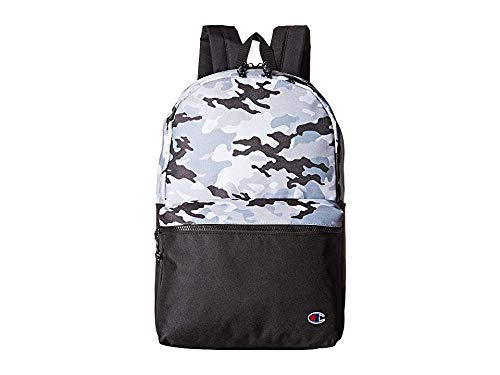 Champion Forever Champ Ascend Backpack Gray/Black One Size - backpacks4less.com