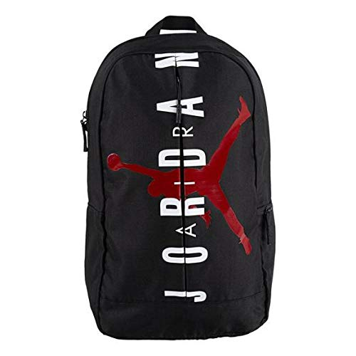 Nike Jordan Split Pack Backpack (Black) - backpacks4less.com