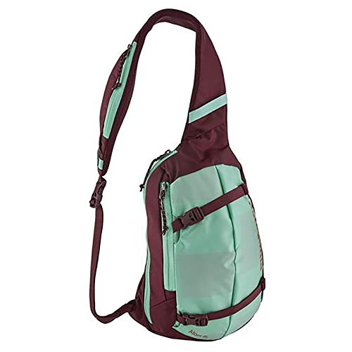 Patagonia Unisex's Atom Sling 8L Backpack, Vjosa Green, Regular - backpacks4less.com