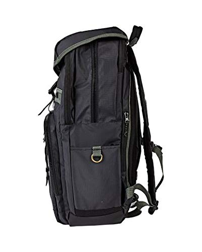 Billabong Men's Surftrek Explorer Backpack Black One Size - backpacks4less.com