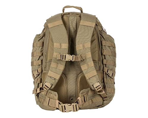 5.11 RUSH72 Tactical Backpack, Large, Style 58602, Sandstone