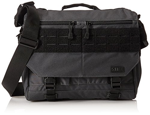 5.11 RUSH Delivery MIKE Tactical Messenger Bag, Small, Style 56176, Double Tap - backpacks4less.com