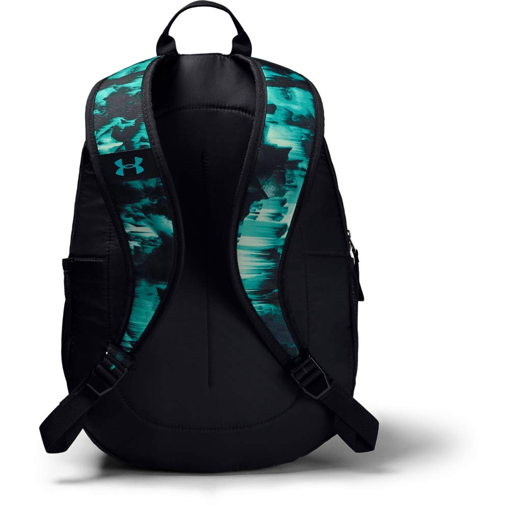 Under Armour Scrimmage Backpack 2.0, Black (003)/Breathtaking Blue, One Size Fits All - backpacks4less.com