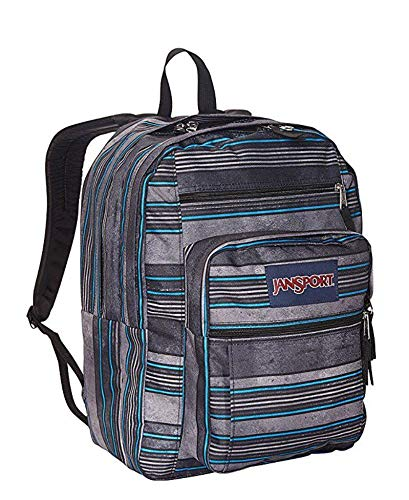 JanSport Big Student Backpack - (Multi Bold Stripe) - backpacks4less.com