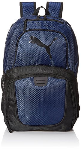 PUMA Men's Evercat Contender 3.0 Backpack, deep navy, One Size - backpacks4less.com