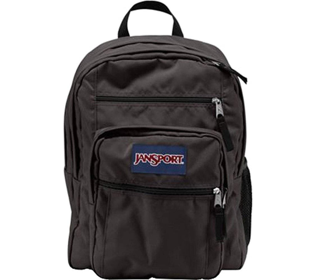 JanSport Big Student Backpack, O/S, (Dark Gray) - backpacks4less.com