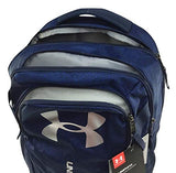Under Armour Hustle 3.0 Backpack, Navy (409), One Size - backpacks4less.com
