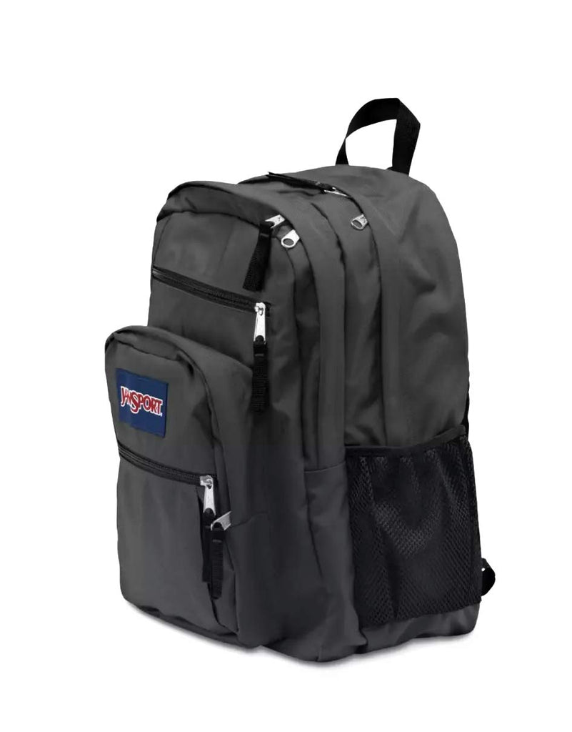 JanSport Big Student Backpack, Forge-Grey - backpacks4less.com