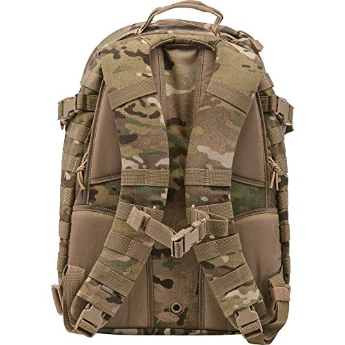 5.11 RUSH24 Tactical Backpack Med First Aid Patriot Bundle - Multicam