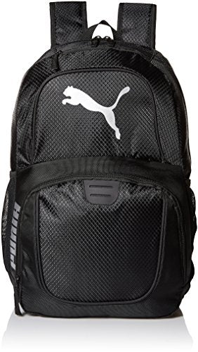 PUMA Men's Evercat Contender 3.0 Backpack, deep black, One Size - backpacks4less.com